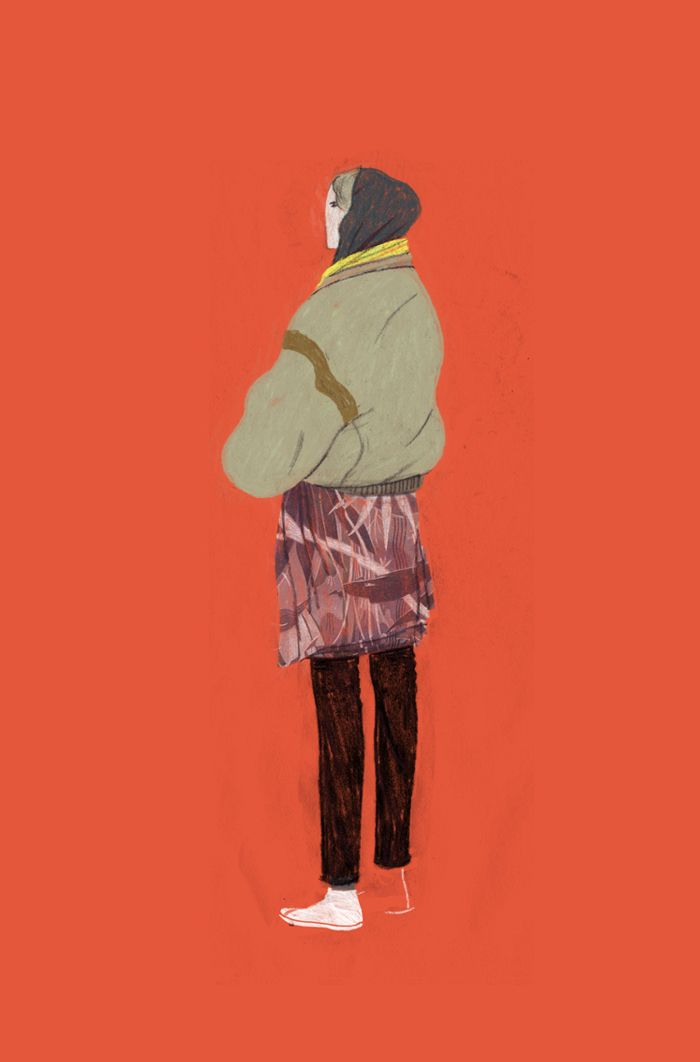 DADU SHIN  #illustration #fashion