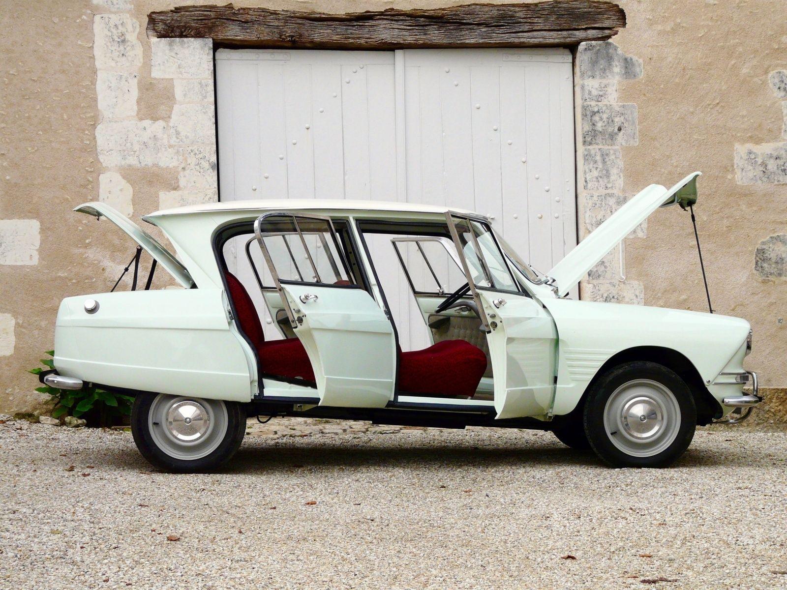 1961 citroen ami ami 6 berline classic driver market. Black Bedroom Furniture Sets. Home Design Ideas