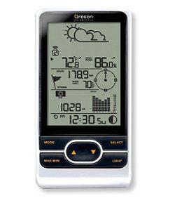 #LLBean: Oregon Scientific WMR86 Backyard Pro Wireless Weather Station