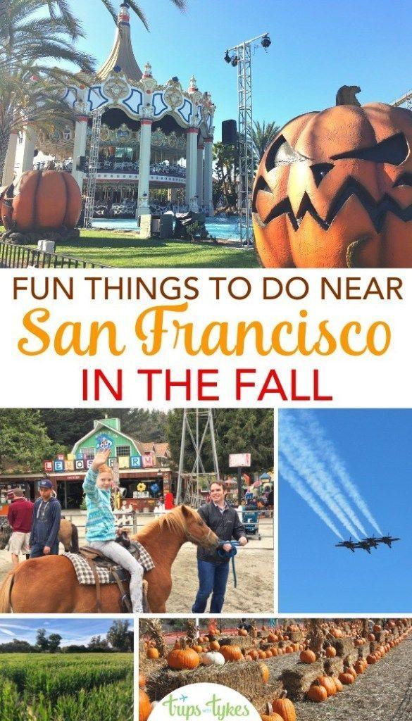 11 Fun Fall Activities for Kids Near San Francisco