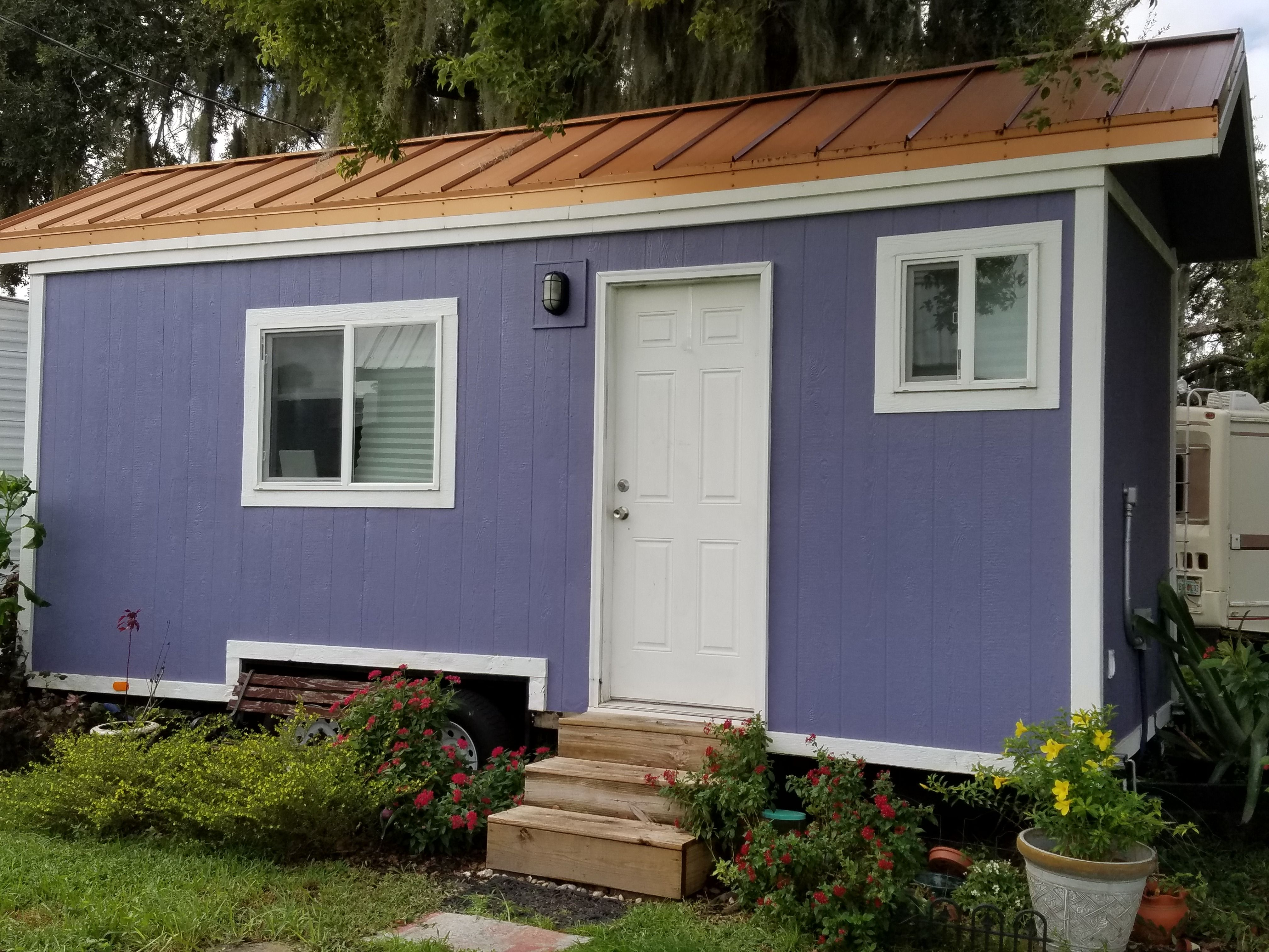 20' Tiny House on the Lake - Tiny House for Sale in ...