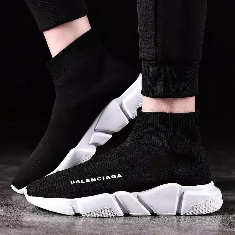Sepatu Impor Sepatu Olahraga Lari Sepatu Tinggi Pria Dan Wanita