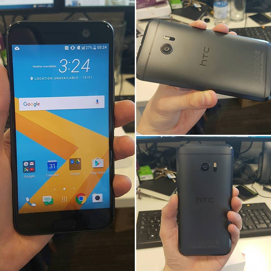 The HTC 10 has just been announced  Links in bio to news and