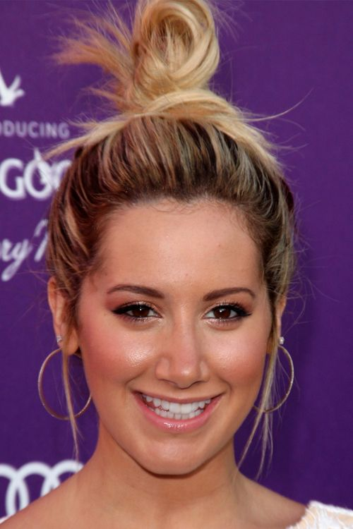 awesome Ashley Tisdale Hairstyles 16 With Natural Hair Color ...