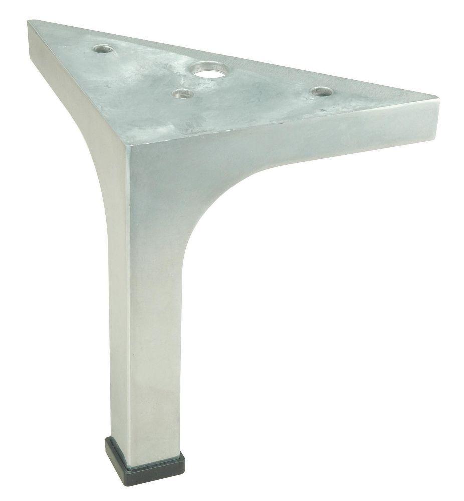 Curved Aluminum Furniture Leg 5600 Furniture Legs Contemporary Furniture Contemporary Bathroom Designs