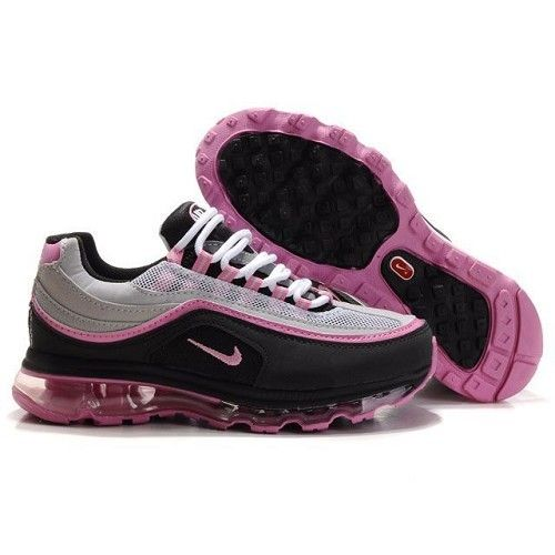 nike air max 7 black pink