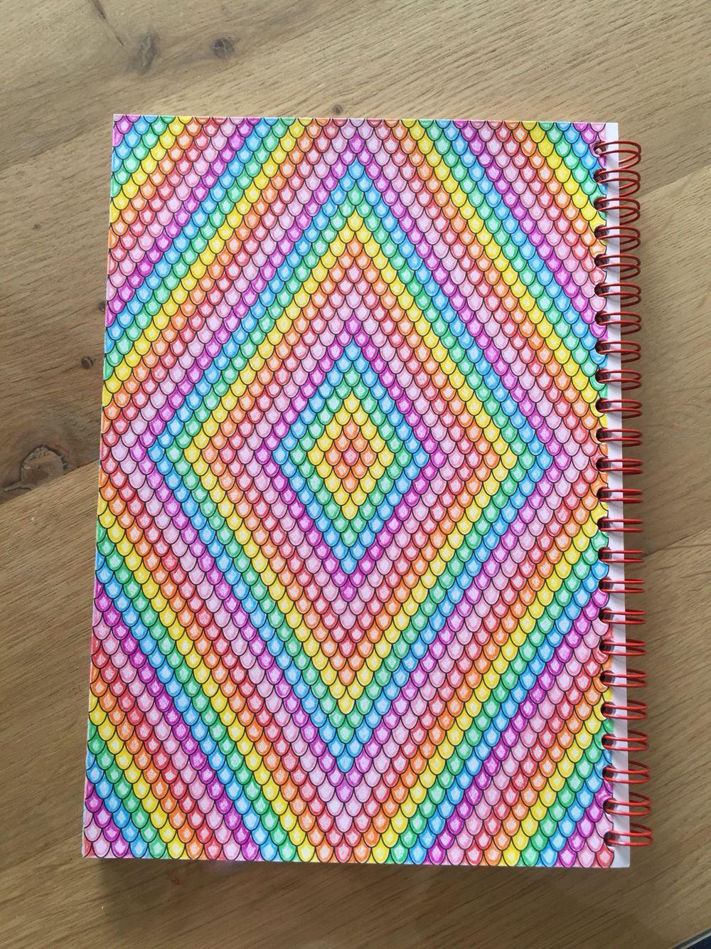 Kleurplaat uit 'kleurboek voor volwassenen op reis' - door Mariska