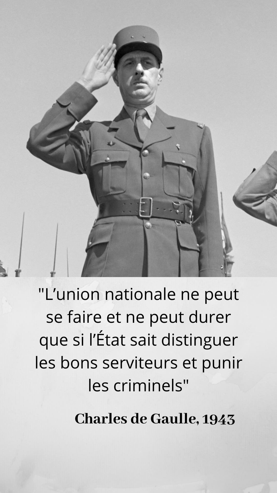 Epingle Sur La Seconde Guerre Mondiale En Citations