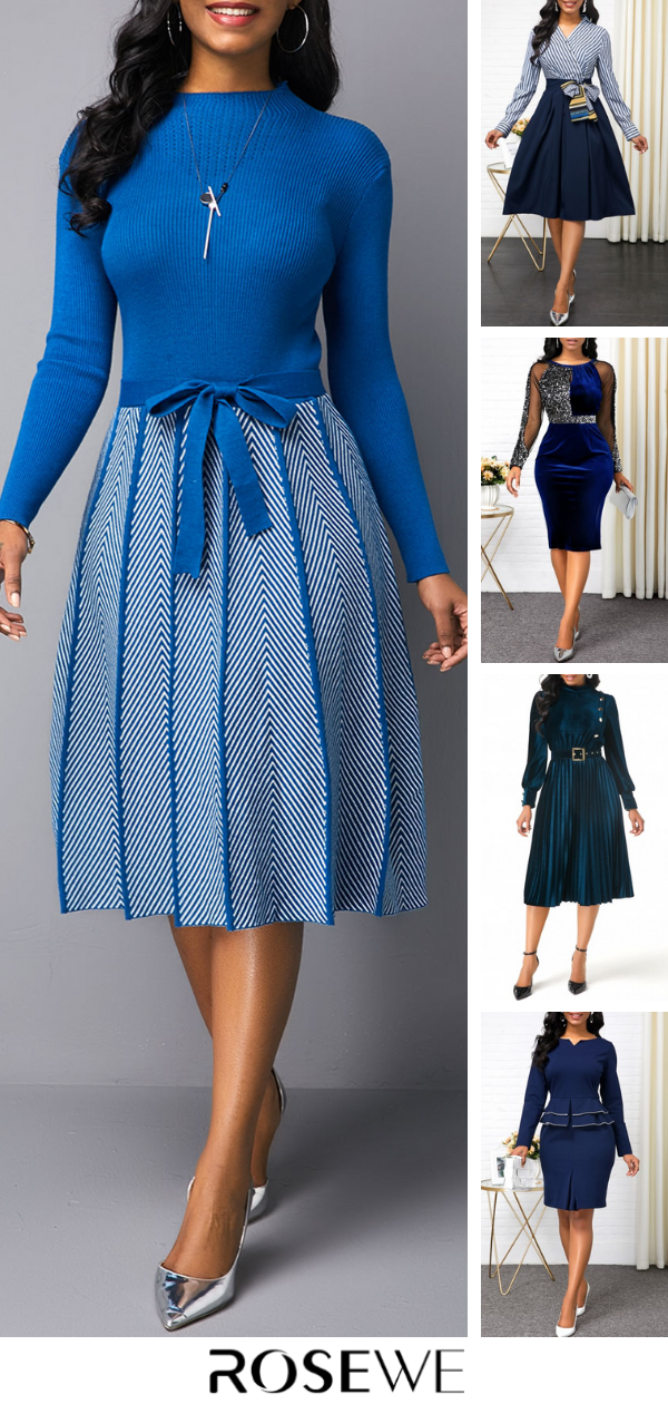 Winter Dresses For Women 2020
