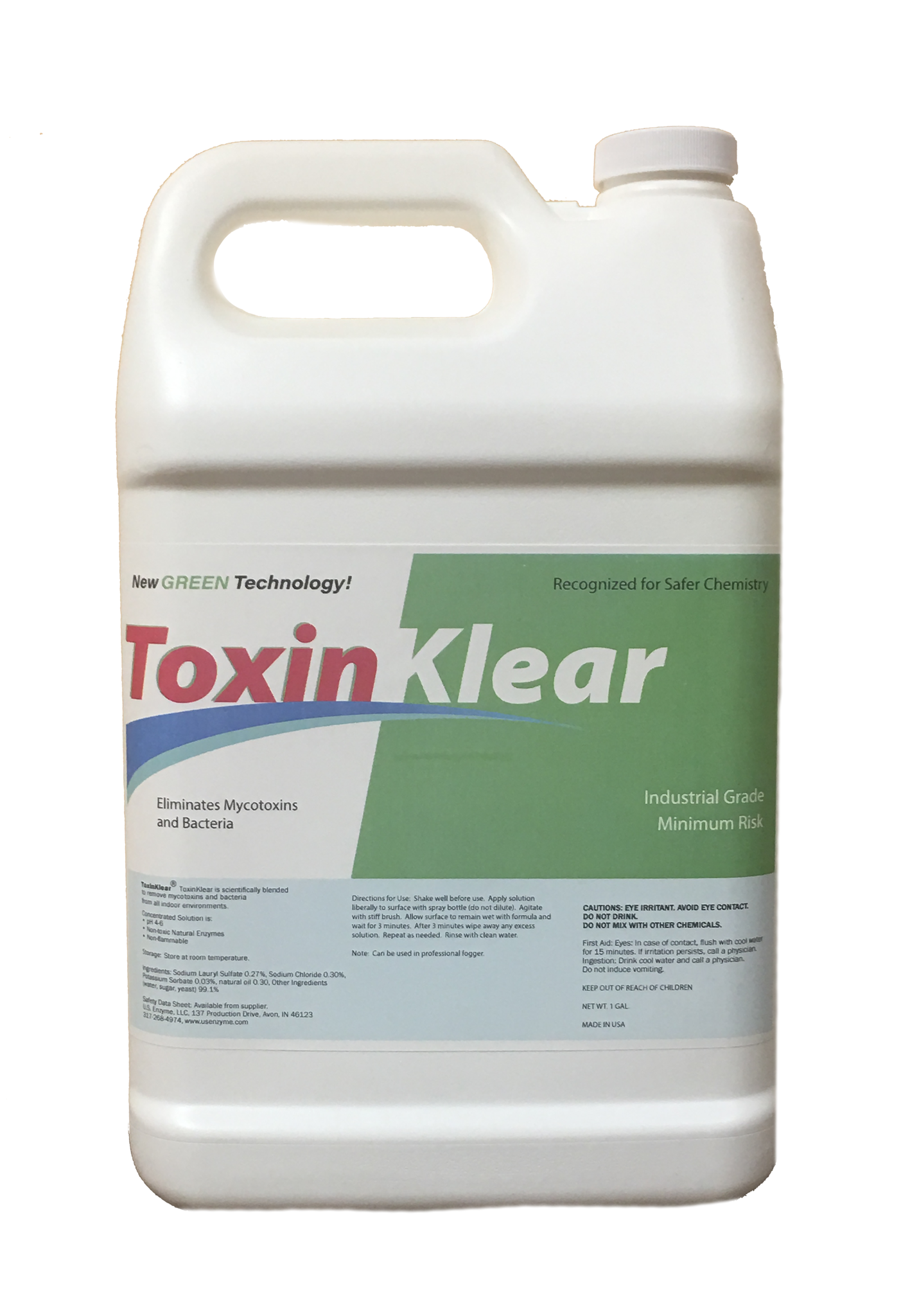 ToxinKlear® Mycotoxins Remover How to remove, Mold