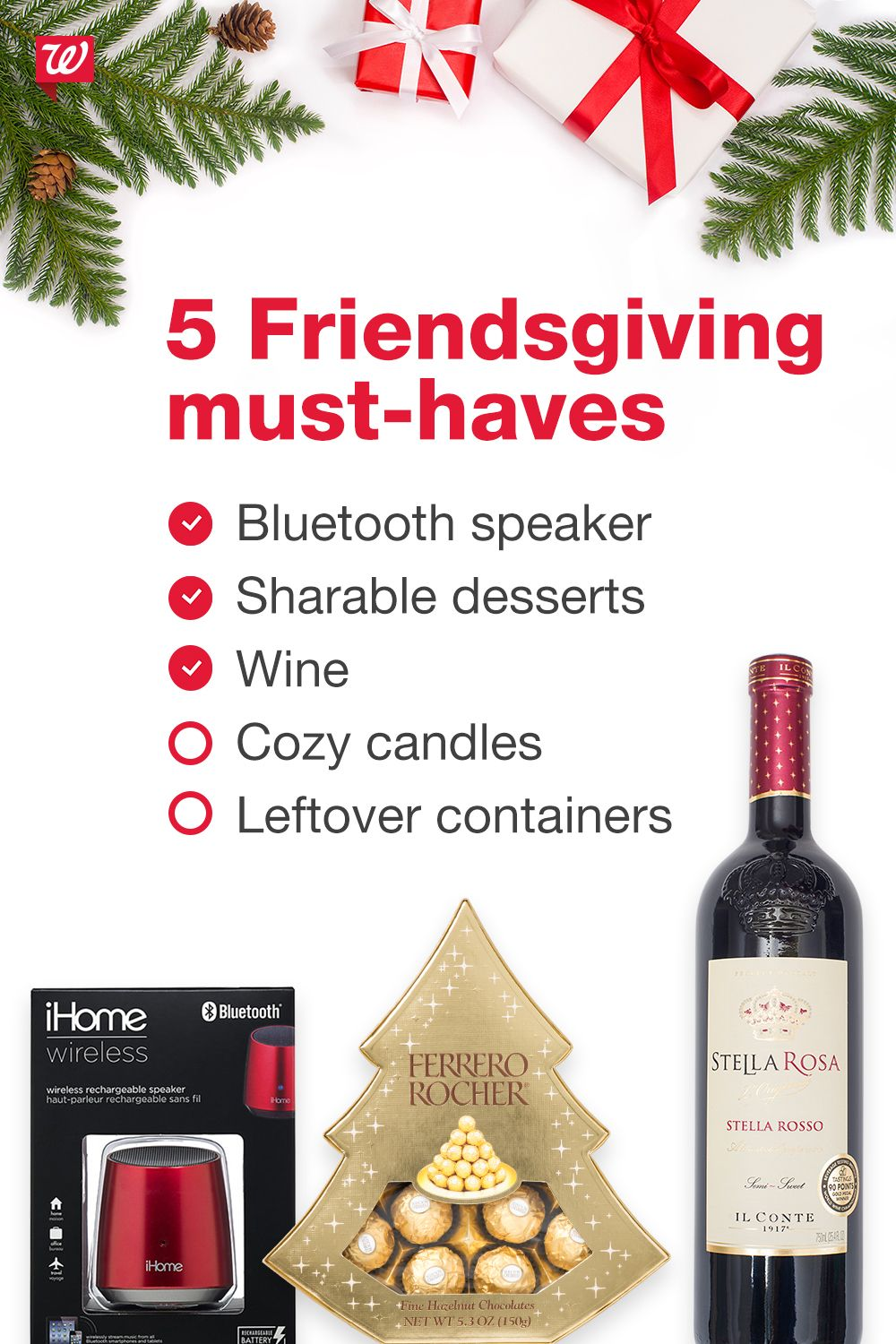 This Friendsgiving, celebrate without stress. Dash in to your ...
