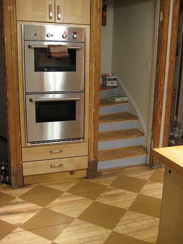 Opening For Attic Stairs Diy Chatroom Diy Home Improvement Forum With Images Attic Stairs Diy Diy House Projects Diy Home Improvement