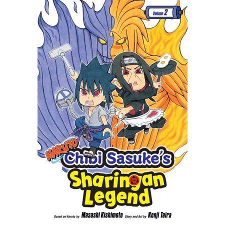 Naruto: Chibi Sasuke's Sharingan Legend: Naruto: Chibi Sasuke's Sharingan Legend, Vol. 2, Volume 2 (Series #2) (Paperback)