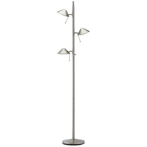 Adjustable Tree Lamp With Three Lights At Destination Lighting Floor Lamp Tree Lamp Clip On Desk Lamp