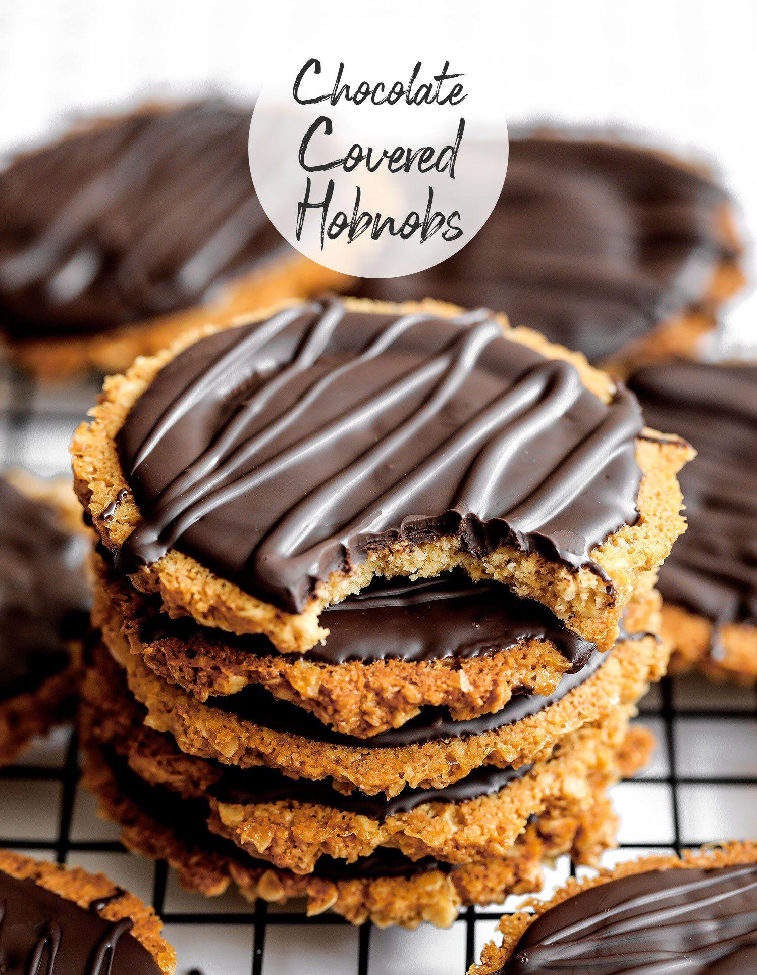 Homemade Chocolate Hobnobs Vegan Gluten Free Uk Health Blog Nadia S Healthy Kitchen Recipe Homemade Chocolate Chocolate Digestive Biscuits Digestive Biscuits