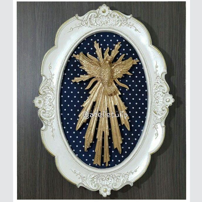 Belíssimo Divino Espírito Santo. Wpp: 91-98827.3221.
