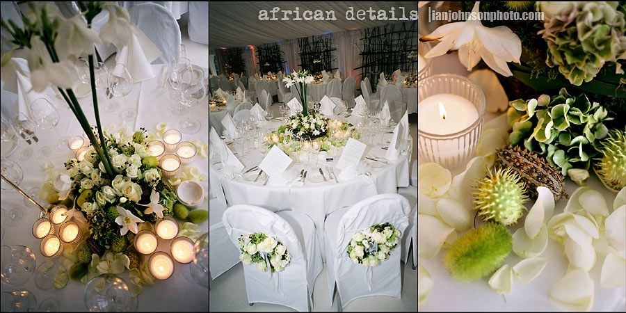 African Inspired Wedding Ideas