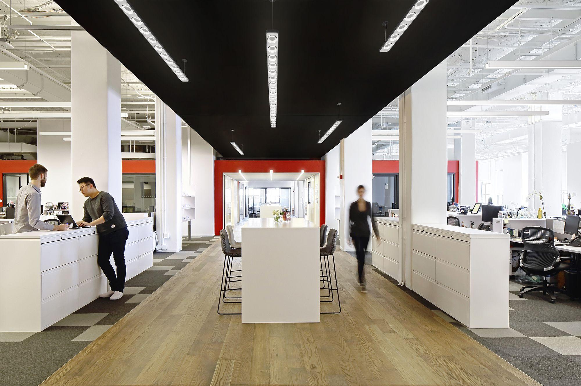 FLUXWERX Lighting Hallway Office
