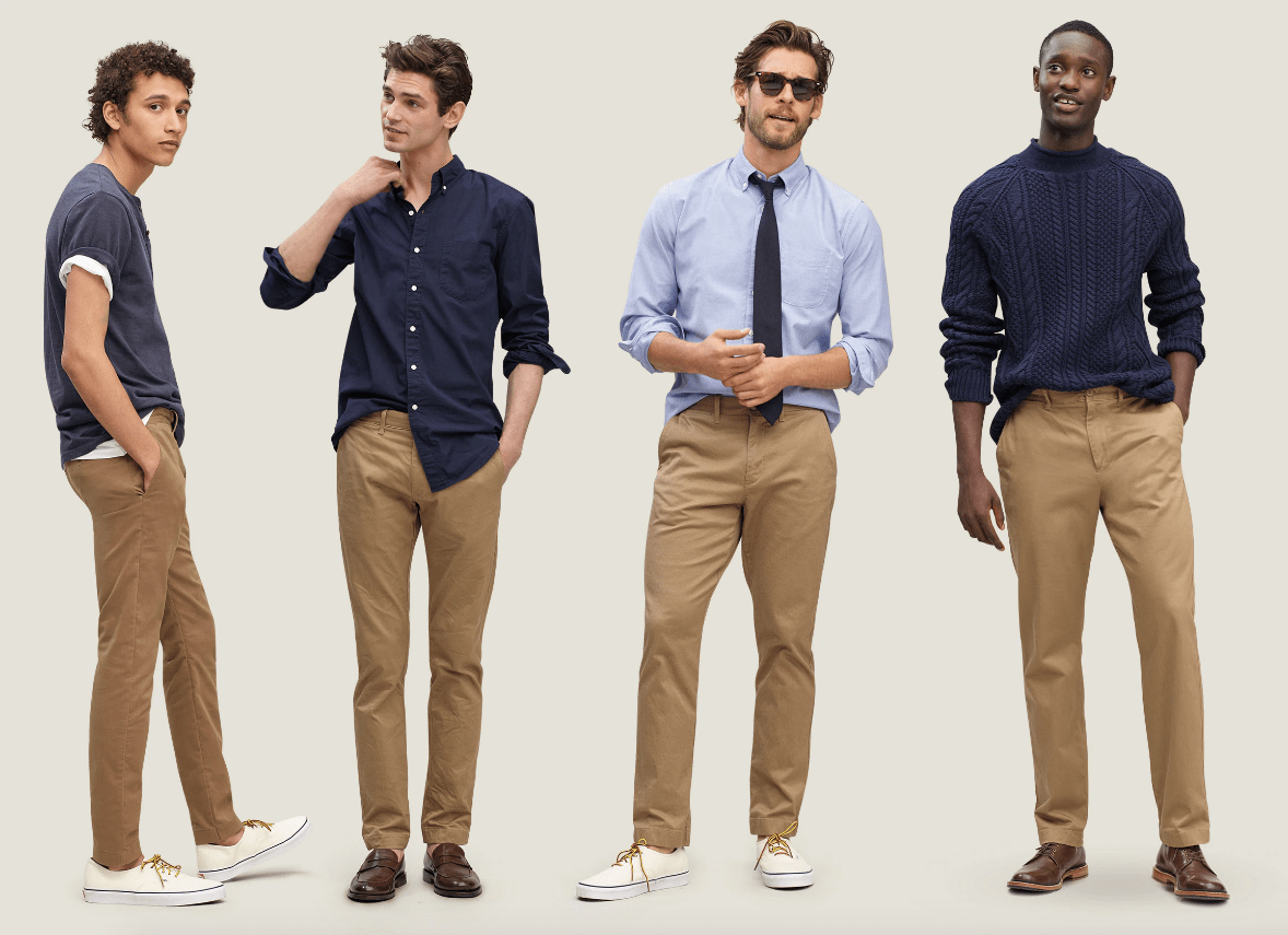 How to Wear Chinos with Everything in Your Closet | Style Girlfriend – Men wear I love to see