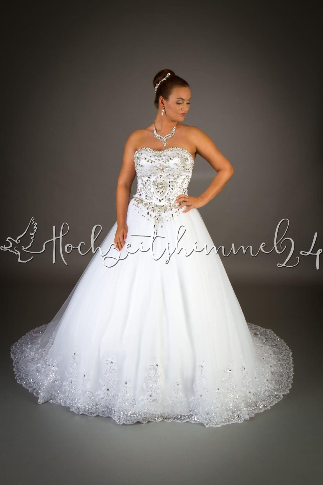 Hochzeitskleid Glitzer #glitzer #hochzeitskleid  Brautkleid