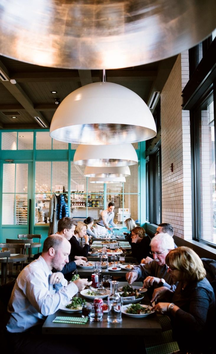 Let This List Of Clic And Contemporary Italian Spots Be Your Guide To Good Eating