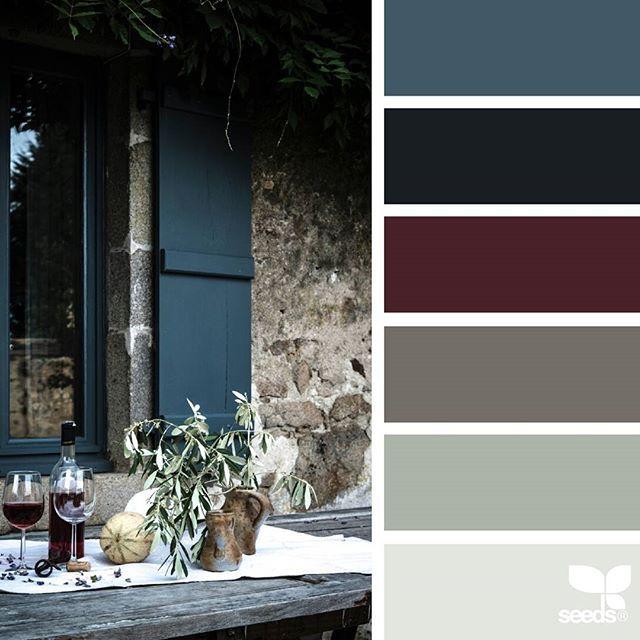 Wohnzimmer Farblich Gestalten, Farbschemata