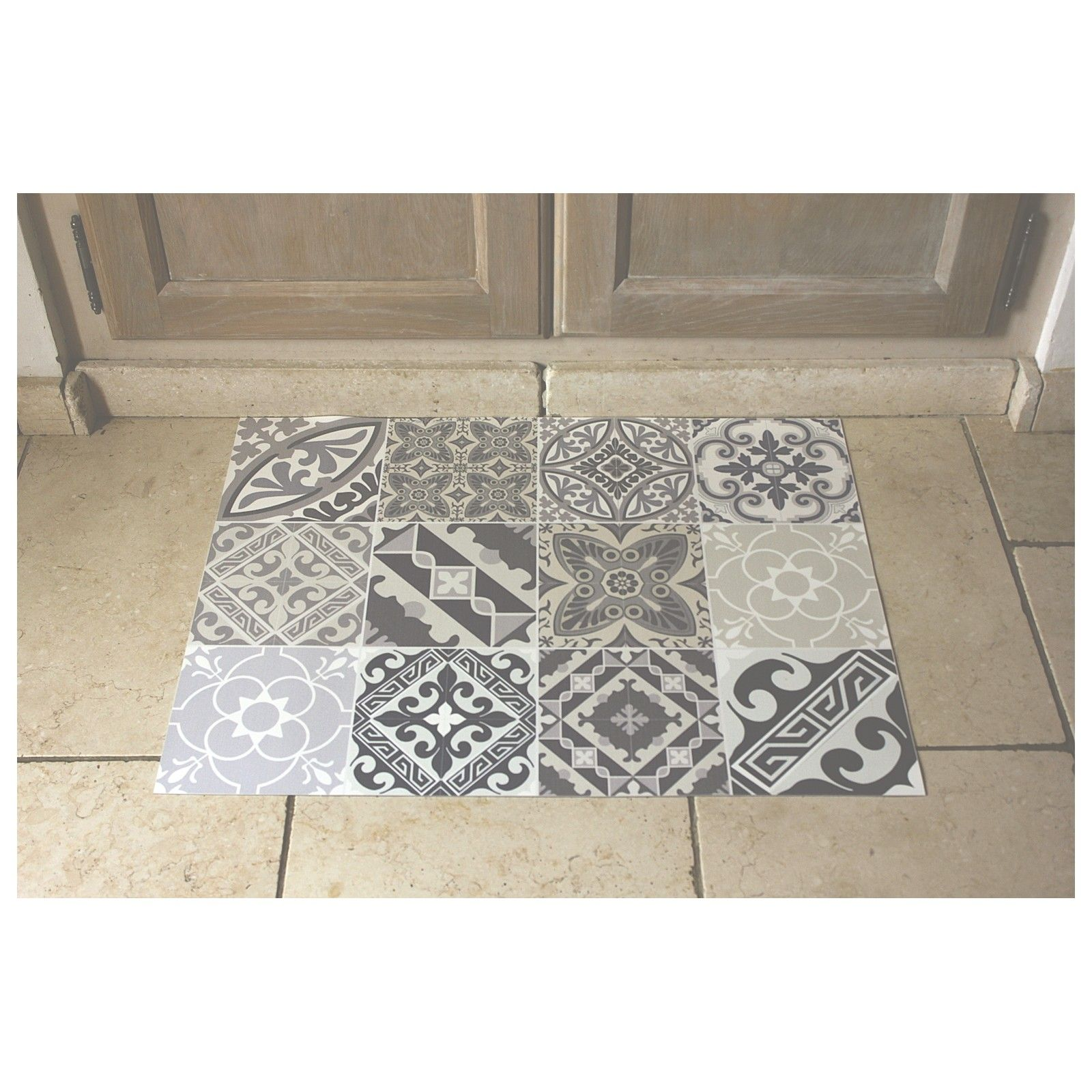 Tapis Lino Carreaux De Ciment Best My Bohem Tapis De Sol Vinyle En Carreaux De Ciment