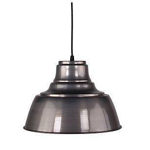 Lámpara de Colgar 1 luz Metal Envejecido-Sodimac.com