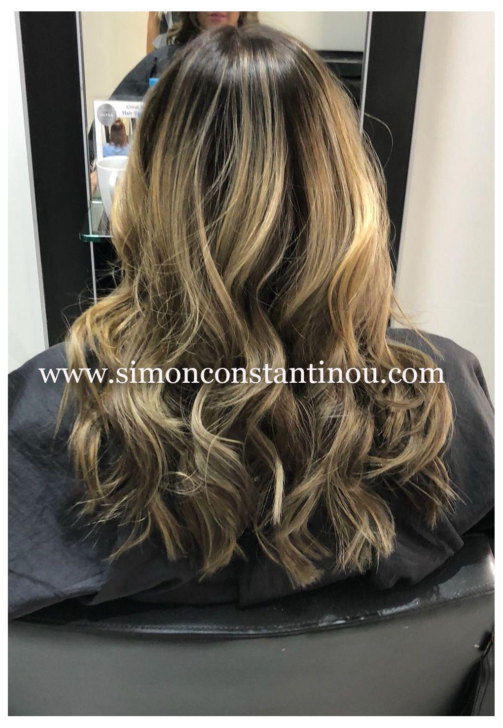 Hair Salon & Price List. Simon Constantinou