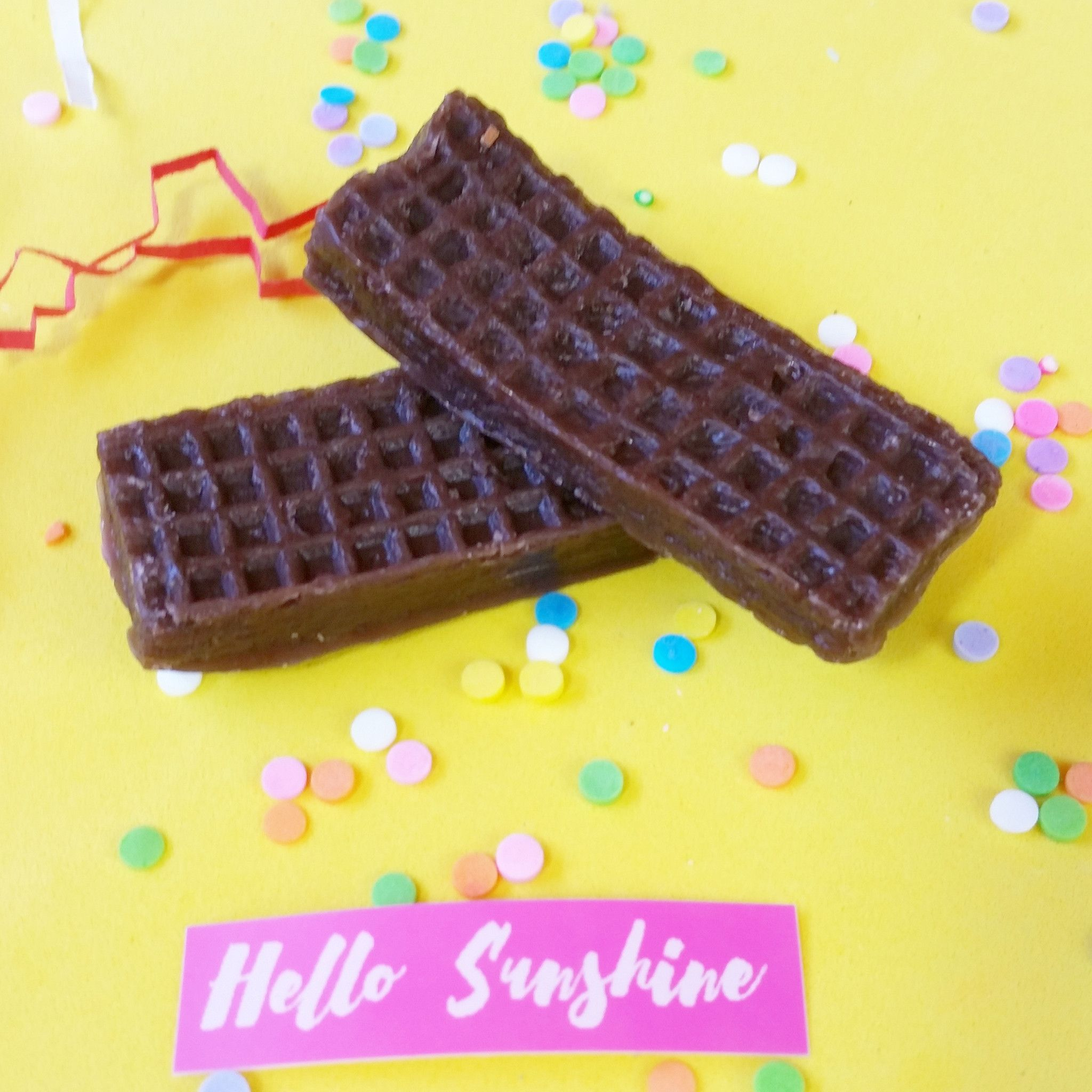 Chocolate Sugar Wafer Soap | Products | Pinterest | Products