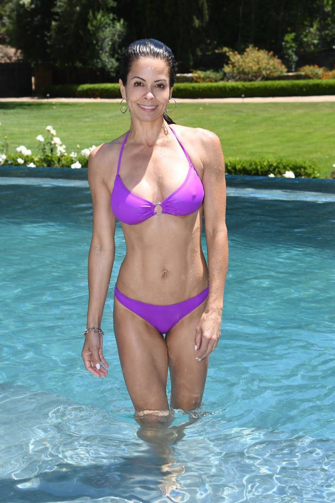 Original Hottie Brooke Burke Shares Her Food and FitnessDiary