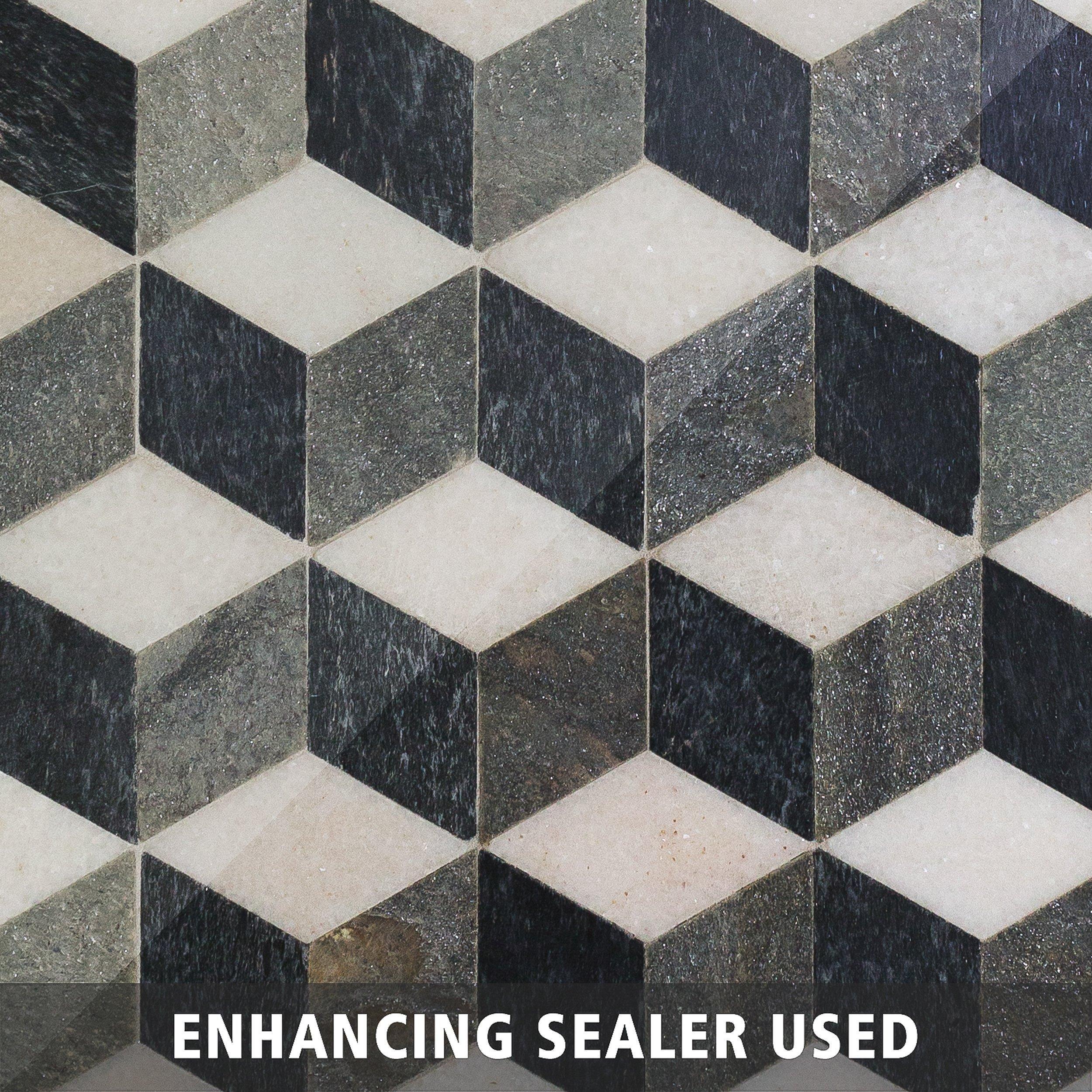 Pin On Geometric Tile Pattern