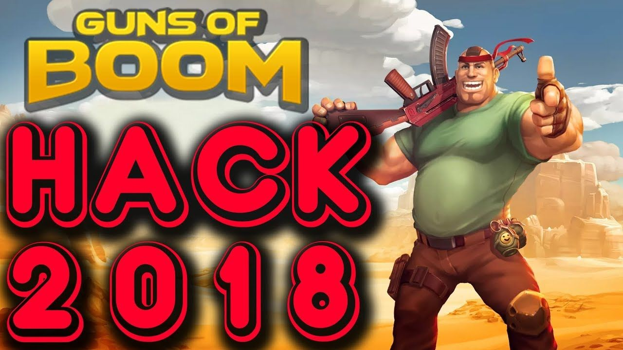 guns of boom mod apk unlimited money and gold latest version