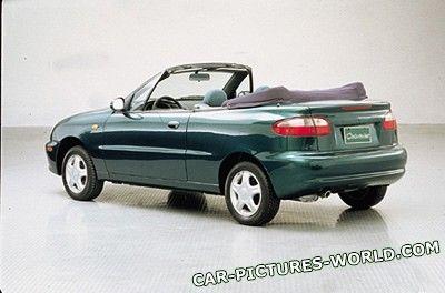 OG |1997 Deawoo Lanos Cabriolet | Prototype