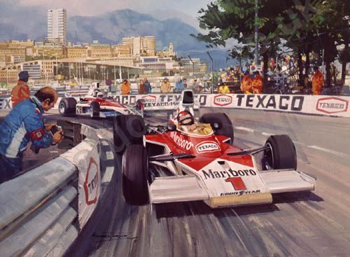 Clark no GP da Itália de 67