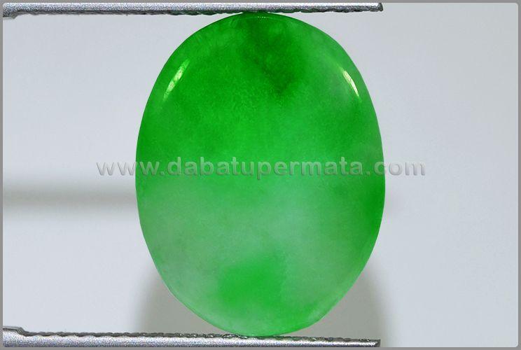 Batu Permata Giok Green Apple Bjd 037 Green Apple Batu Apple
