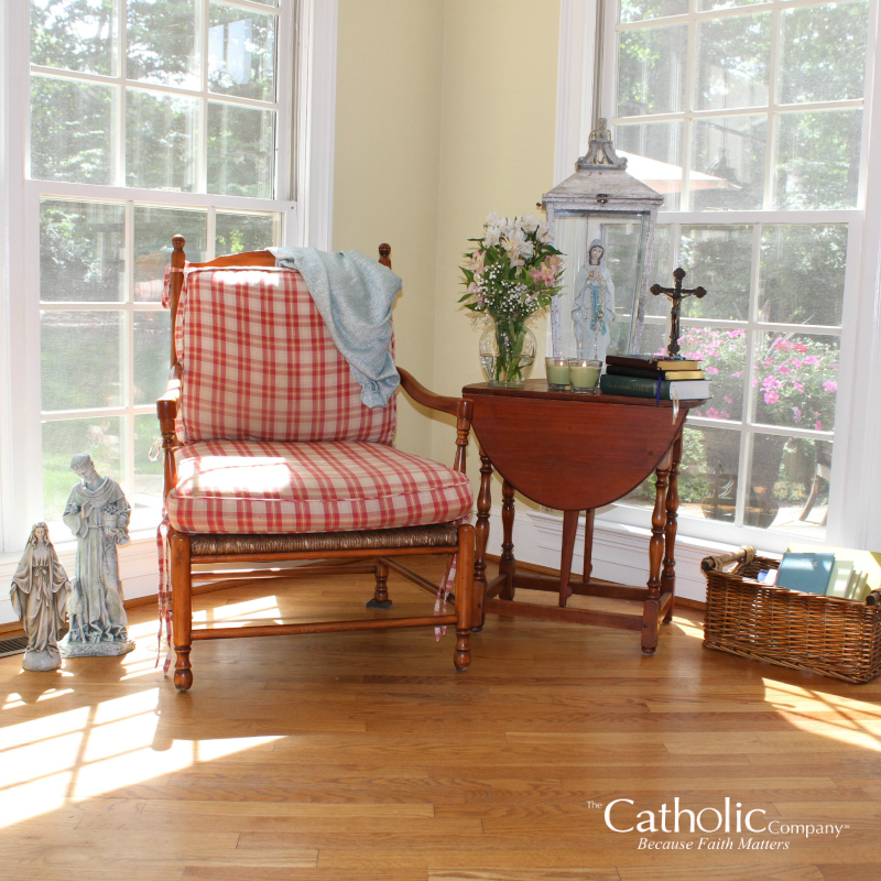 How To Create A Home Prayer Corner In 4 Easy Steps