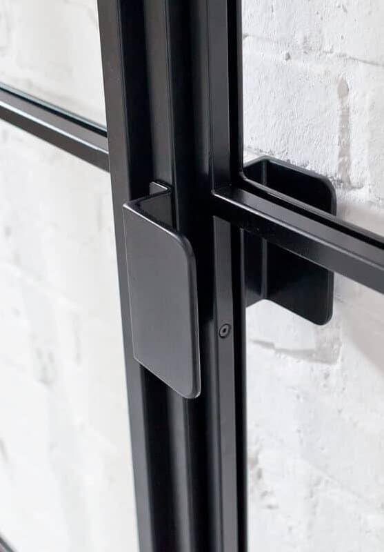 Design Stahl Loft Tür Konstruktion und Profile – Loft-Stahl….