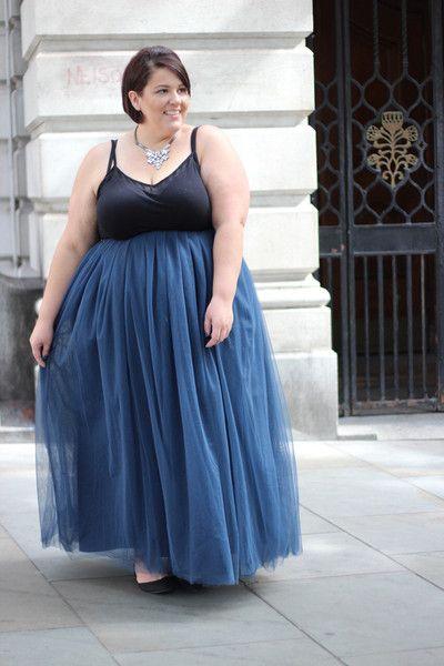 6745fbeebd Loey Lane Tutu - Navy (Sizes 1X - 6X) - Society+ - Society Plus - Plus Size  Fashion - 1