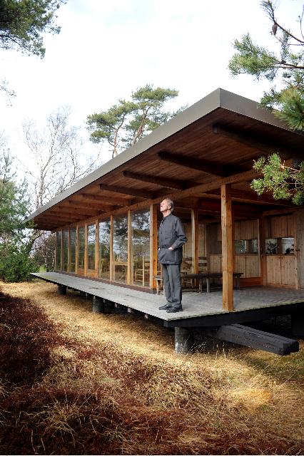 Architecture minimaliste garden house for Minimaliste houses