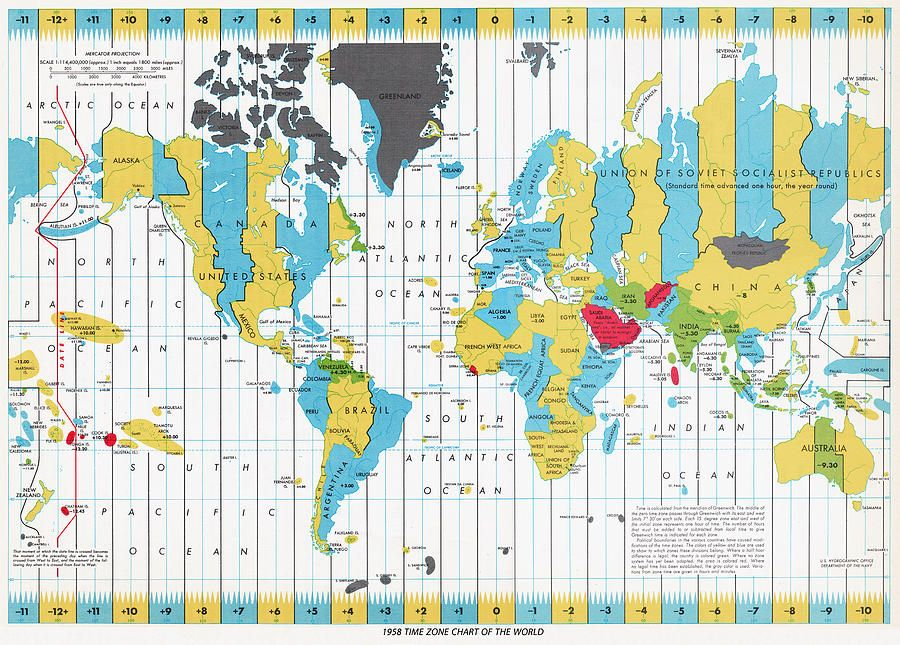World time zones by ryan burton 1958 world time zone map ryan world time zones by ryan burton 1958 world time zone map gumiabroncs Images