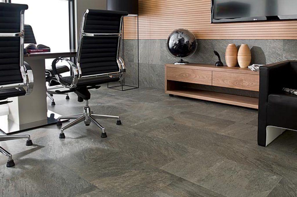 Ston ker è il rivestimento per pavimenti in porcellana rettificata