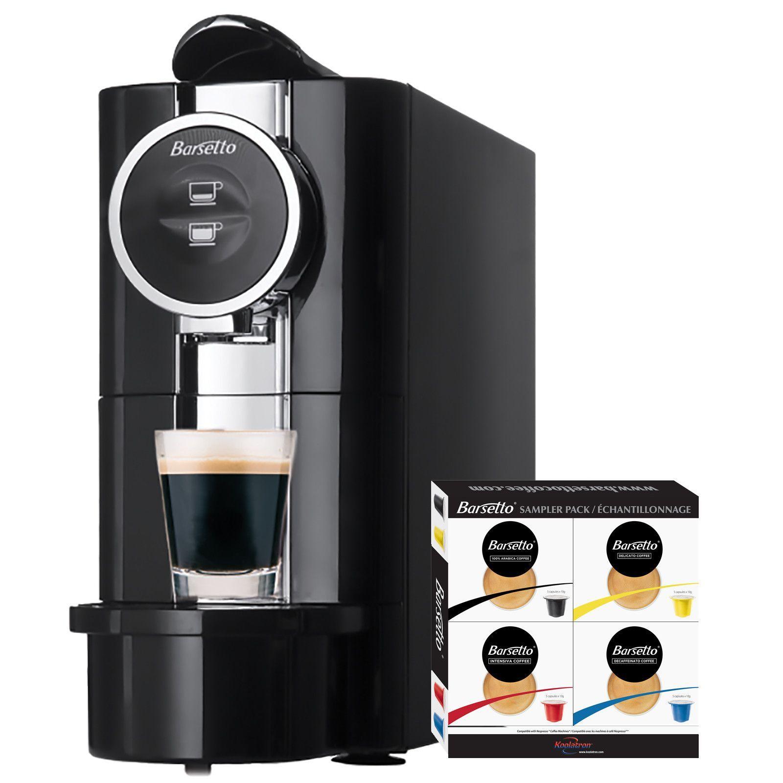 Barsetto Coffee/Espresso Maker