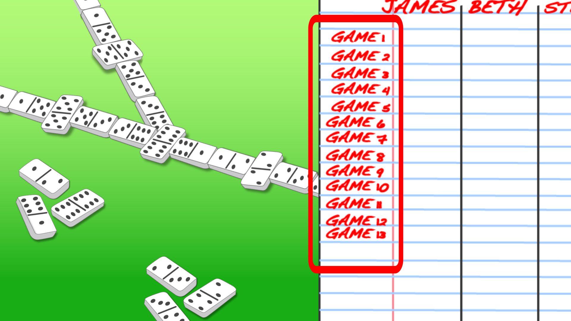 Play Mexican Train Domino Game Juego de domino, Mexicano
