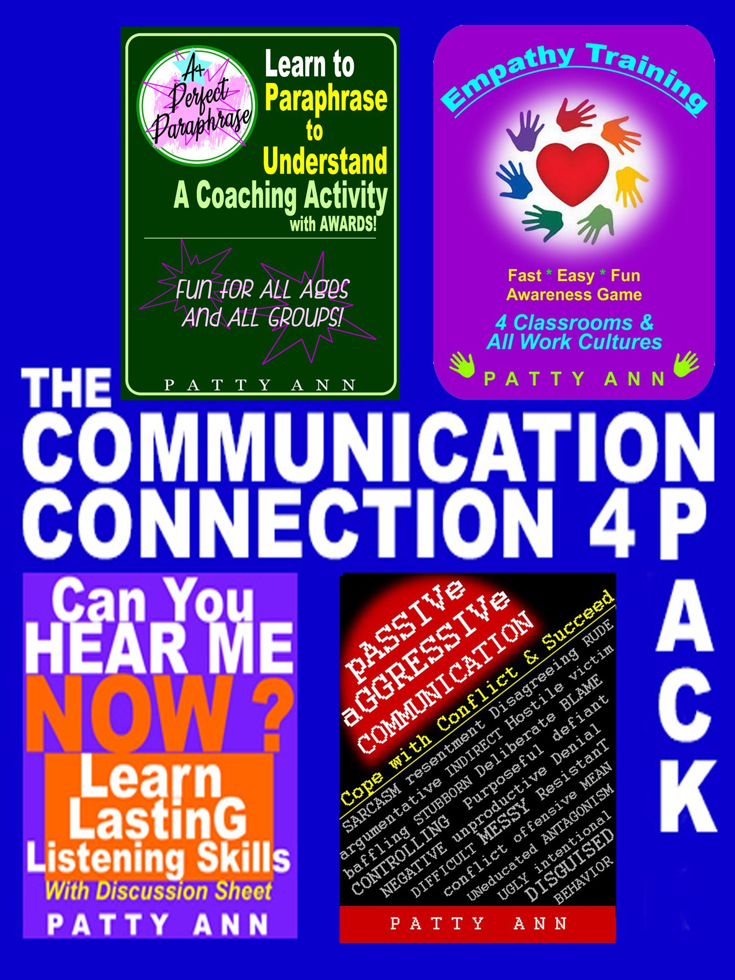 Oral Communication Behavior Bundle Growth Mindset Social Language Activity Set Effective Communication Skills Oral Communication Skills Teacher Time Savers