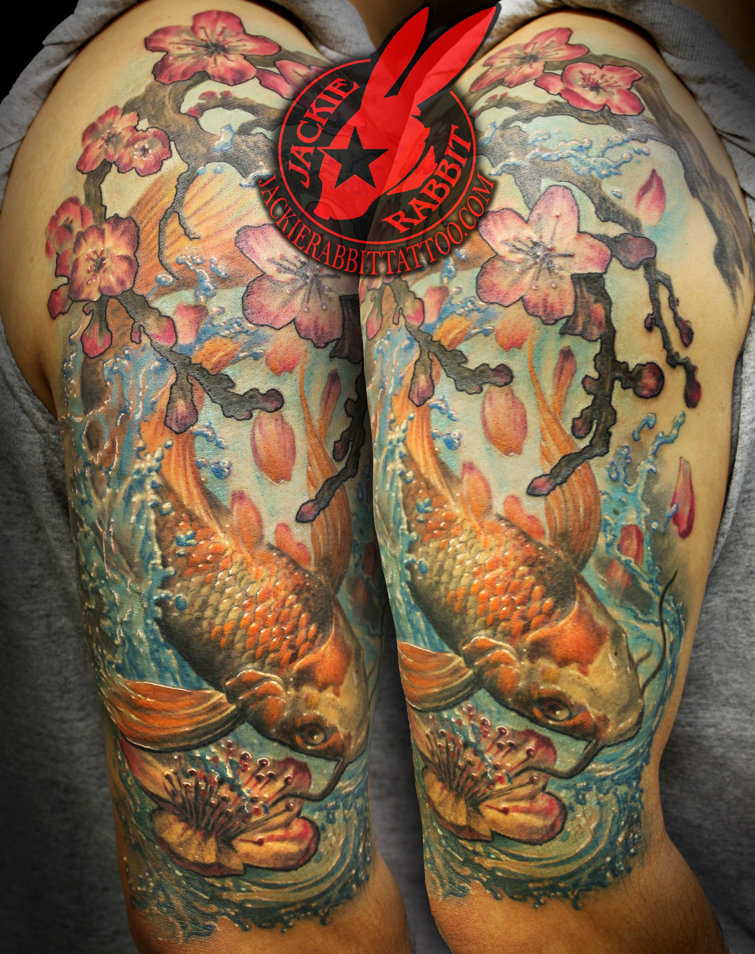 Discussing About Water Tattoo Designs Traditional Japanese Koi Fish Tattoo Cvcaz Tattoo Art Idea Tattoos For Guys Japanese Koi Fish Tattoo Koi Tattoo Sleeve