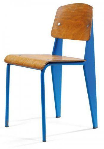 Chaise Standard Jean Prouve Vitra Jean Prouve Chaise Mobilier De Salon