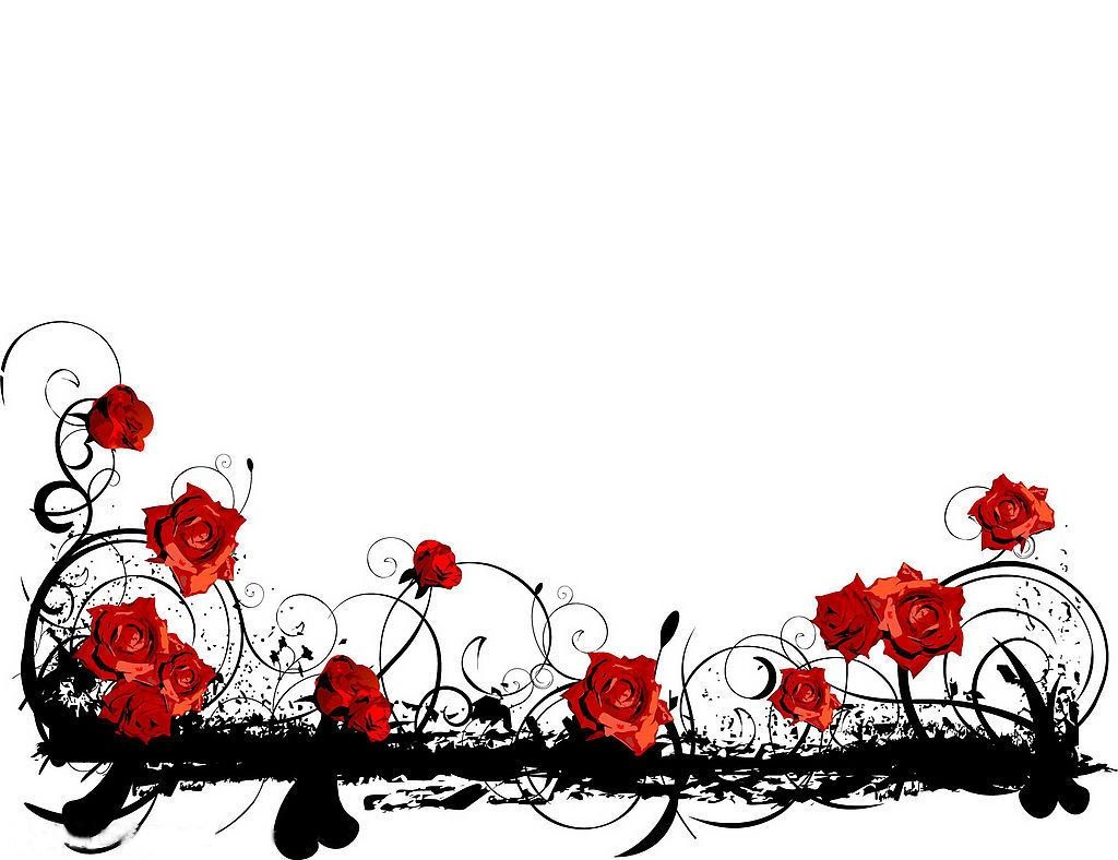 Red Roses And Elegant Classical Unique Ppt Backgrounds Red Roses Wallpaper Red Roses Red Roses Background
