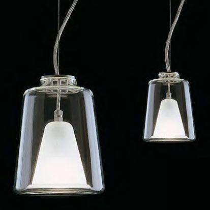 Oluce - Lampade da Sospensione : Lanterna - 477