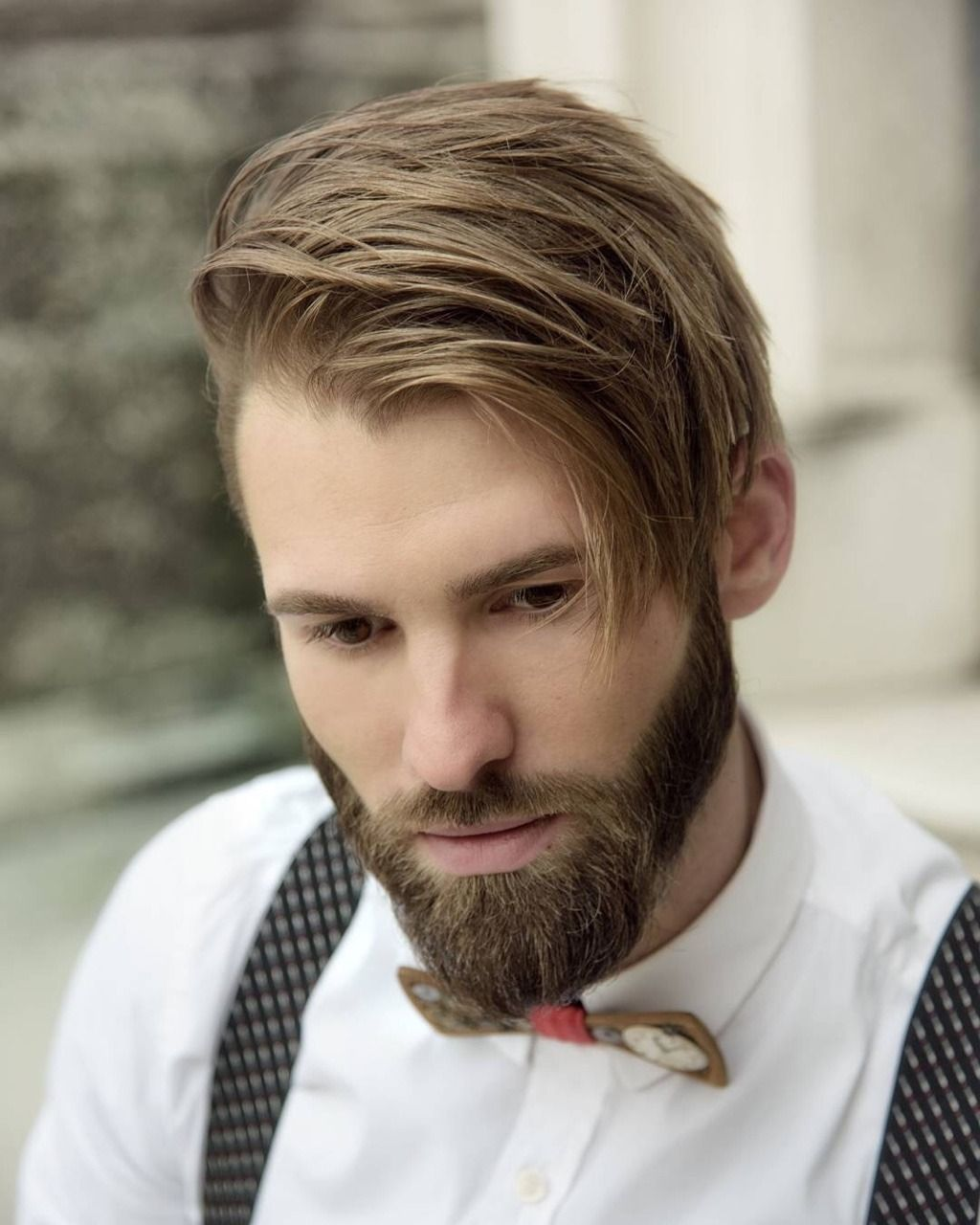 Mens haircuts with beards pin by david chatwin on macho apha  pinterest